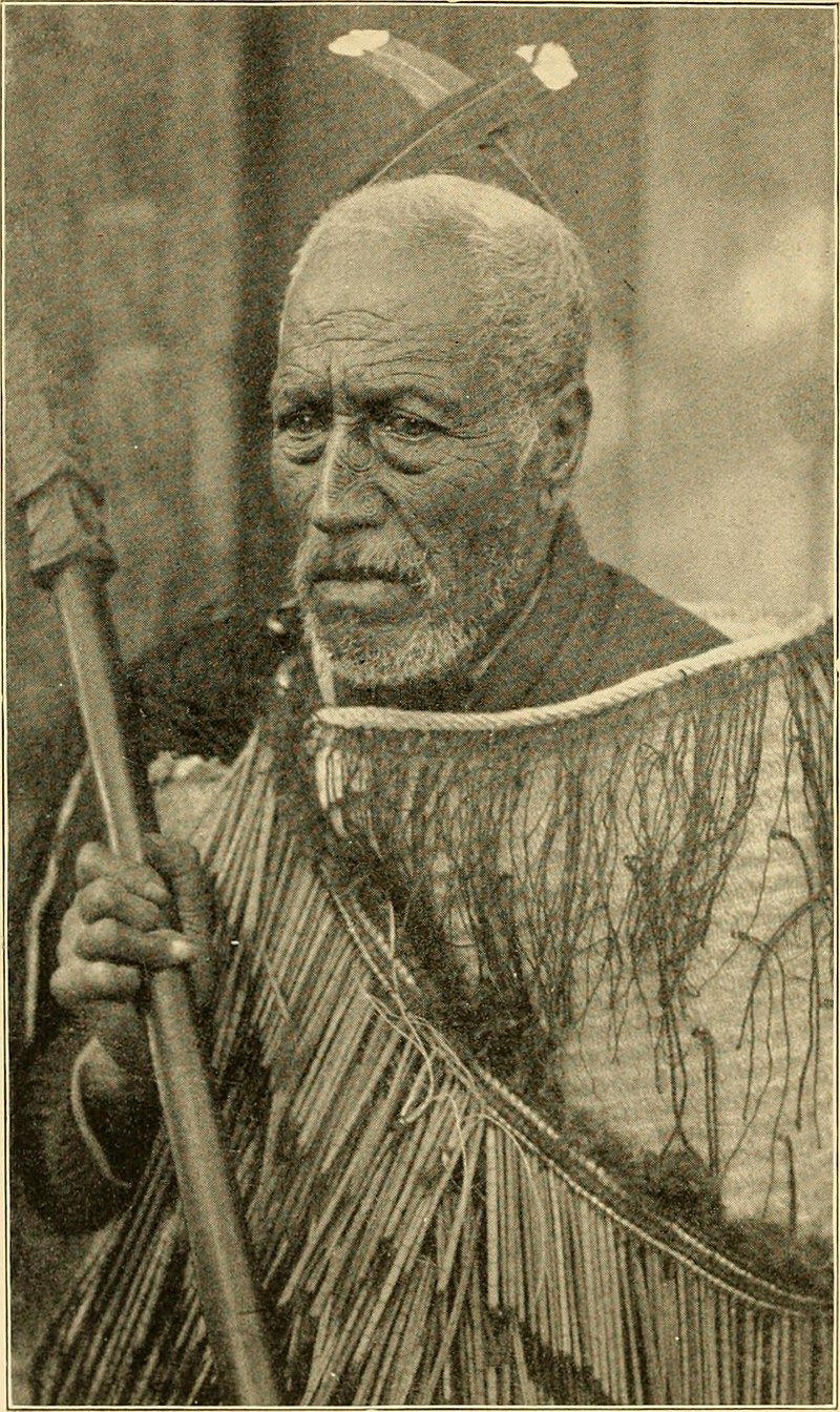 The conversion of the Maoris (1899) (14597949750).jpg