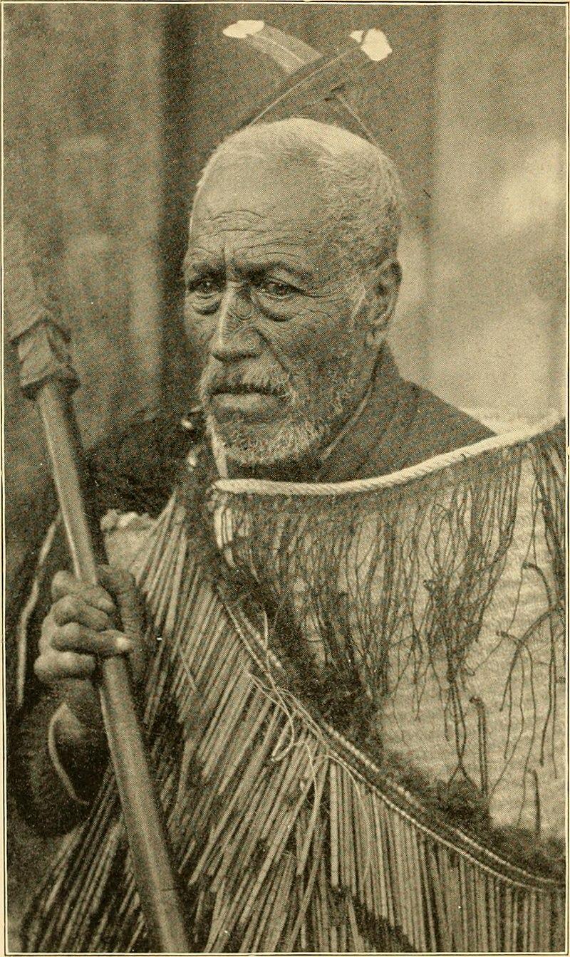 The conversion of the Maoris (1899) (14597949750).jpg