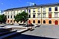 The courtyard inside Eskilstuna stadsmuseum in Sweden.jpg