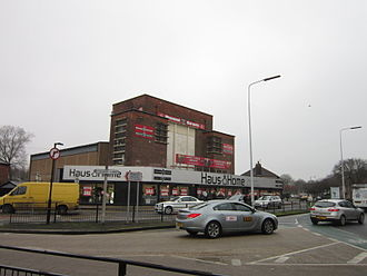 Closed cinemas in Kingston upon Hull - The Priory