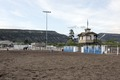 The rodeo arena at the La Plata County Fairgrounds in Durango, Colorado LCCN2015632612.tif