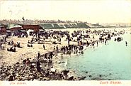 The sands South Shields 1903