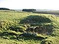 The west gate of Brocolitia (2) - geograph.org.uk - 1104100.jpg