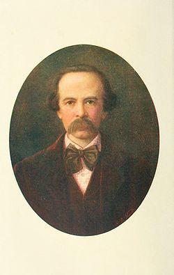 Poet Theodore Watts-Dunton