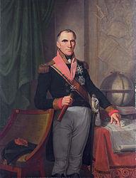 Cornelis van Cuylenburgh: Jonkheer Theodorus Frederik van Capellen (1762-1824)