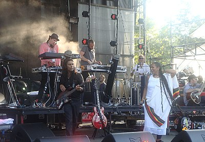 Picture of a band or musician: Thievery Corporation