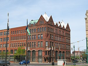 Archimedes Russell - Third National Bank in Syracuse