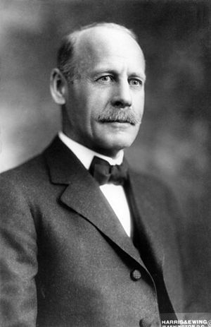 University of South Dakota School of Law - Thomas Sterling served as school's first dean from 1901-1911.