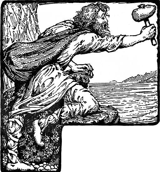 Thor threatens Greybeard