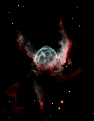 NGC 2359 - Image: Thors Helmet NGC 2359