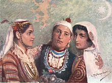 macedonian women