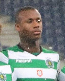 Tiago Djaló Portuguese footballer