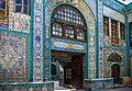 Tiling of Takieh Mo'aven ol-Molk, Kermanshah.jpg