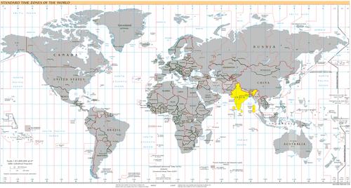 Timezones2008G UTC+530