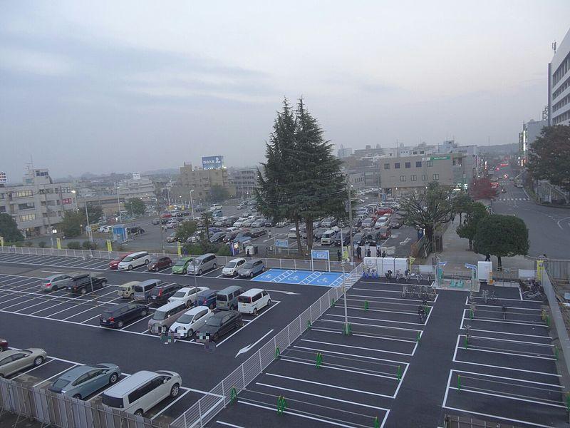 File:Tokorozwa-station-eastarea 2013-11-07 2014-02-18 23-31.jpg