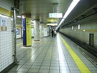 TokyoMetro-Y15-Kojimachi-station-platform-1.jpg