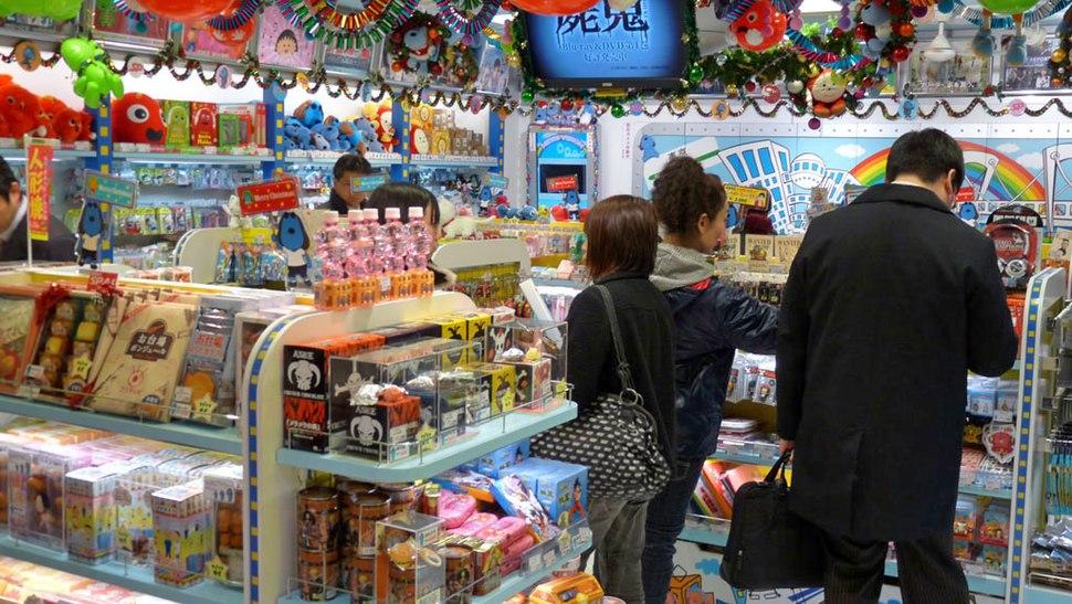 Tokyo Character Street (5282387073)