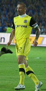 Tomáš Řepka Czech soccer player