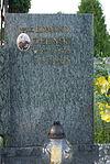Tomb of Edmund Zieliński at Central Cemetery in Sanok 2.jpg