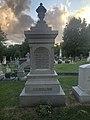 Tombstone of James Sydney Rollins in June 2020.jpg