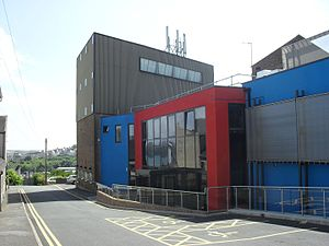 Torch Theatre, Milford Haven - Image: Torch Theatre