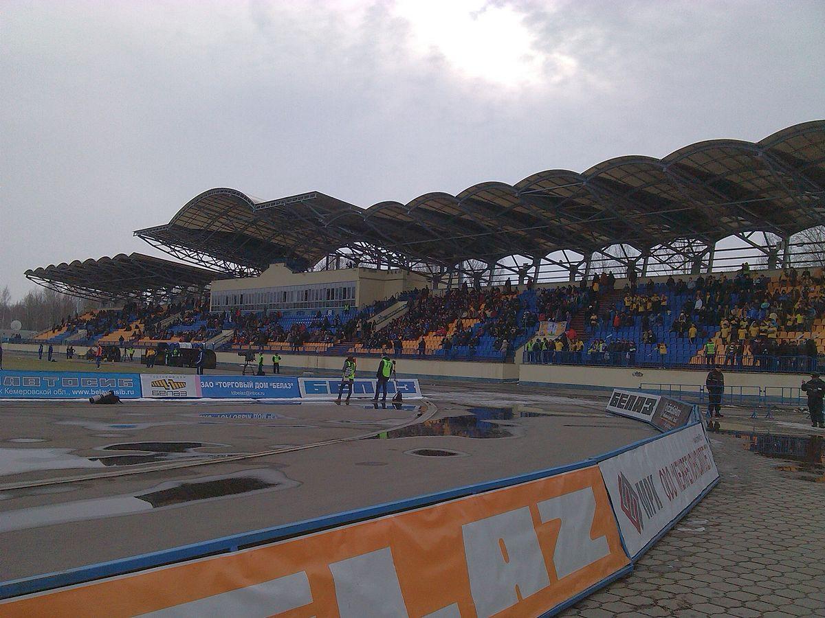 Torpedo Stadium (Zhodino)