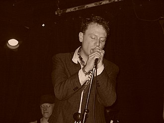 The Empty Bottle - Torquil Campbell at The Empty Bottle in 2005