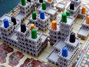 Torres (board game) - Image: Torres jeu 01