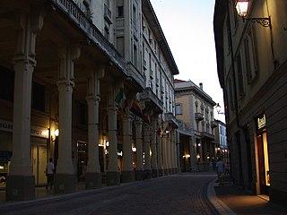 Tortona Comune in Piedmont, Italy