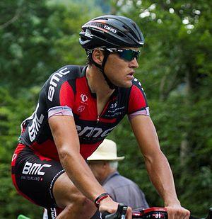 Greg Van Avermaet - Van Avermaet at the 2014 Tour de France