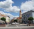 Townhall square Vilnius.jpg