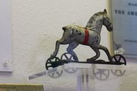 Toy horse on wheels (24426776343).jpg