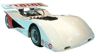 Toyota 7 - Image: Toyota 7 1970
