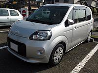 Toyota PORTE 1.5G (NP14) front.JPG