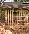 Traditional Hajong Shrine for Bastu Dyao.jpg
