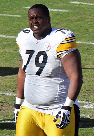 Trai Essex - Essex during his tenure with the Pittsburgh Steelers.