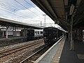Trains at Tosu Station.jpg