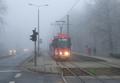 Tram 136 at foggy Badesee Madlow.png