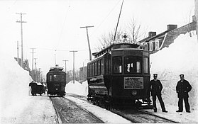 image illustrative de l'article Tramway de Québec