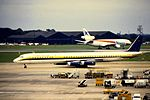 Trans Ocean DC-8 N794AL at MAN (15948688040).jpg