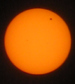 Transit of Venus in Novato.PNG