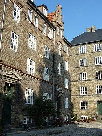 Treschows Stiftelse - Image: Treschows Stiftelse, Christianshavn