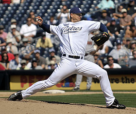 image illustrative de l'article Trevor Hoffman