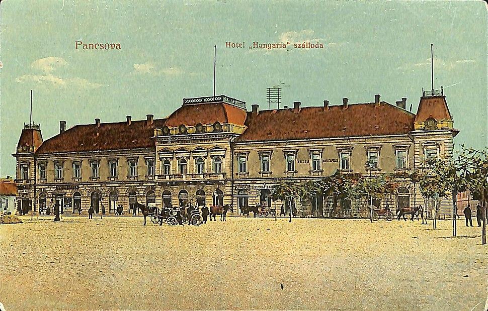 Trg kralja Petra Prvog, Pančevo