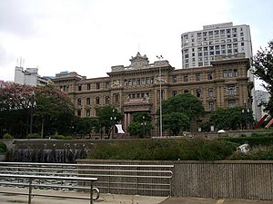 Law of Brazil - Court of Justice in São Paulo