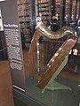 Trinity College harp, Dublin, Ireland, 2017.jpg