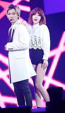 Trouble Maker at V-Pop Festival Concert on January 2014 01.jpg