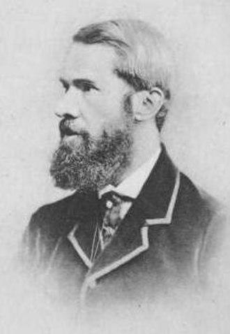 Francis Fox Tuckett - Tuckett in 1868