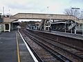 Tulse Hill stn Thameslink look north.JPG