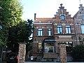 Twee villa's, breedhuizen, Gentbrugge, Klokstraat 21.JPG